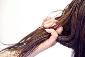 ヘッドスパには髪質改善の効果も!