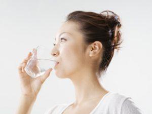 水は代謝を良くしてくれます